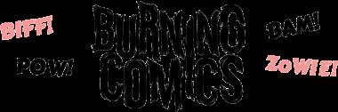 Burning Comics